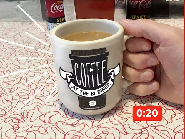 Coffee at the BI Diner Episode 1